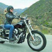 Rückkehr der Dyna Low Rider