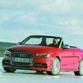 Audi und das scharfe S