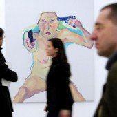 Lassnig wird umfassend vom MoMA präsentiert