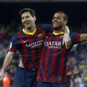 Messi bricht den nächsten Rekord