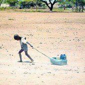 Trinkwasser für Syrien