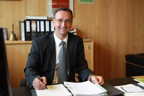 Bürgermeister Dieter Lauermann sieht wenig Handlungsspielraum.