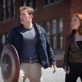 Captain America geht erneut auf Mission