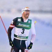 Bieler/Schneider im Team-Sprint nur Neunte