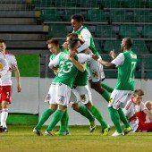Kobleder erlegt den FC Liefering
