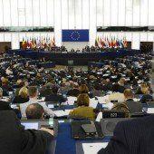 Die EU und der Schweißfuß