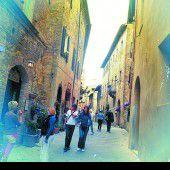 Feiner Pecorino aus Pienza