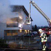Götzis: Terrarium-Zeitschalter entfachte Brand in Wohnung