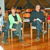 Ergebnisse werden im Bürgercafé präsentiert