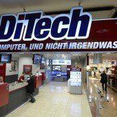 DiTech insolvent, Dornbirn betroffen