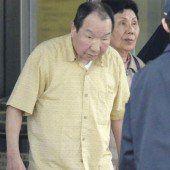 Japaner nach 45 Jahren in der Todeszelle frei
