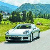 Porsche gut ins Jahr gestartet