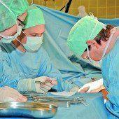 Hilfestellung fürs Spital