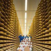 Alles Käse in Bezau: Sennerei öffnet Türen