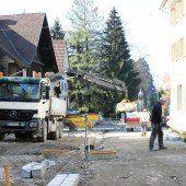 Oberdorfer Straße bald eine Begegnungszone