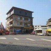 Bäckerei in Lochau wird umgebaut
