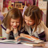 Die Schulkinder küren ihre Lieblingsbücher