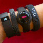 Allergische Reaktionen bei Fitbit-Armbändern