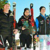 Ski-Titel an Graf und Schmid