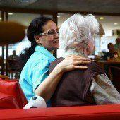 Beste Betreuung auch im Alter