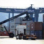 Güterbahnhof Wolfurt: Weichen sind gestellt