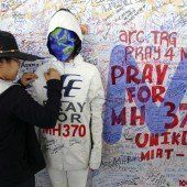 Neue Experten suchen MH370 – China übt Kritik