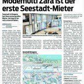See-Stadt: Nach sieben Jahren endlich wegvomsee