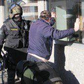 Vorarlbergs Polizei hält Spitzenquote