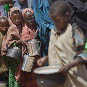 Klimawandel schuld an künftigen Hungerkrisen