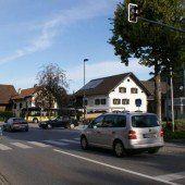 Gefährliche Kreuzung in Thüringen