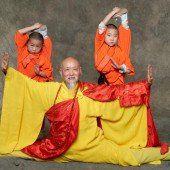 Mönche des Shaolin im Festspielhaus
