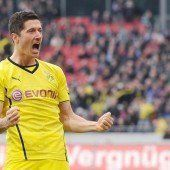 Versöhnliches Resultat für die Dortmund-Fans