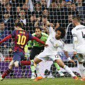 Barca siegt dank Messi