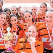 Sportmittelschule Satteins gewinnt Volleyball-Schülerliga