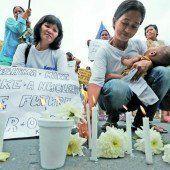 Gedenken zum dritten Jahrestag der Tsunami-Katastrophe