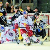 In Dornbirn hat es gepasst Brutal gutes Eishockey gezeigt