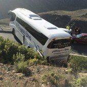 Bus rammt Touristen: Österreicher verletzt