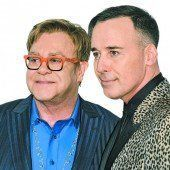 Elton John: Hochzeit mit langjährigem Partner
