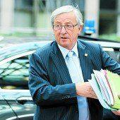 Juncker führt Volkspartei an