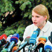 Kampfansage in Kiew