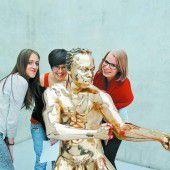 Schüler(innen) gestalten Kulturvermittlungsprojekt