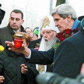 Putin bestreitet Invasion