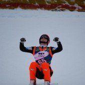 Streitler holt Gesamtsieg im Alpencup