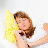Schlafstörungen erhöhen das Risiko für Schlaganfall