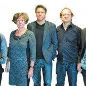 Heute ab 20:30 Uhr spielt das Annalise Bereiter-Grob Quartett mit Luciano Jungman im Kleintheater fabriggli in Buchs.