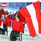 Stiller Protest bei Eröffnung der Paralympics in Sotschi
