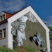 Faszinierende Graffiti