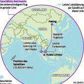 MH370: Neue Spur von verschollener Boeing