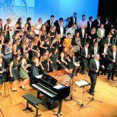 Landesjugendchor Voices kam doppelt vergoldet von Wettbewerb in Málaga zurück