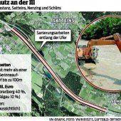 Ill-Hochwasserschutz: Dritte Etappe vor Start